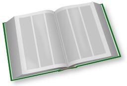 Gros livre vert. Source : http://data.abuledu.org/URI/504a36e1-gros-livre-vert-