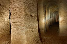 Grottes de sable de Piusa en Estonie. Source : http://data.abuledu.org/URI/5504aea7-grottes-de-sable-de-piusa-en-estonie