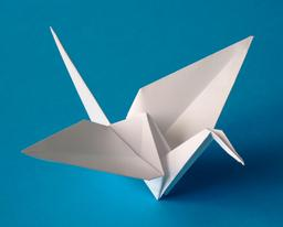 Grue en origami. Source : http://data.abuledu.org/URI/518ff7db-grue-en-origami