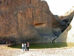 Guelta de Timia au Niger. Source : http://data.abuledu.org/URI/54d232a9-guelta-de-timia-au-niger