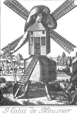 Habit de meunier au 17ème siècle. Source : http://data.abuledu.org/URI/592c9715-habit-de-meunier-au-17eme-siecle