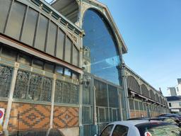 Halles de Dijon. Source : http://data.abuledu.org/URI/59262a5a-halles-de-dijon