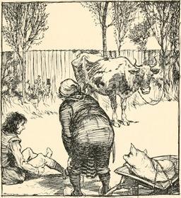 Hans le chanceux. Source : http://data.abuledu.org/URI/5639ce0b-hans-le-chanceux