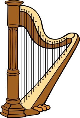 Harpe. Source : http://data.abuledu.org/URI/501842c7-harpe