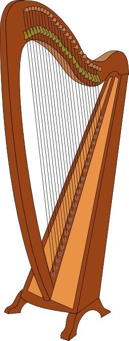 Harpe. Source : http://data.abuledu.org/URI/504bd0c5-harpe