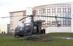 Hélicoptère Alouette II. Source : http://data.abuledu.org/URI/51afa655-helicoptere-alouette-ii