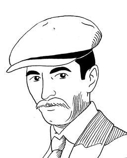 Portrait d'Henri Fabre. Source : http://data.abuledu.org/URI/53bd5dc5-henri-fabre