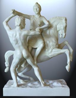 Héraclès et la ceinture d'Hippolyte. Source : http://data.abuledu.org/URI/505639a3-heracles-et-la-ceinture-d-hippolyte