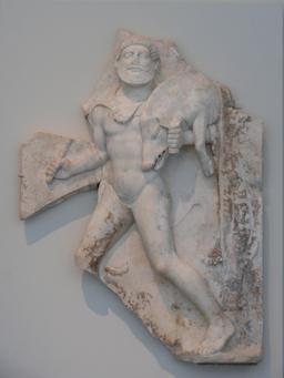 Hercule et le sanglier. Source : http://data.abuledu.org/URI/505635b5-hercule-et-le-sanglier
