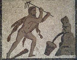 Hercule et les écuries d'Augias. Source : http://data.abuledu.org/URI/53aed2a6-hercule-et-les-ecuries-d-augias