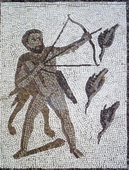 Hercule et les oiseaux du lac Stymphale. Source : http://data.abuledu.org/URI/50564bcf-hercule-et-les-oiseaux-du-lac-stymphale