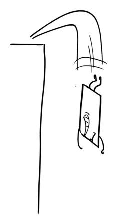 Hervé le carré saute à la verticale. Source : http://data.abuledu.org/URI/54ac7311-herve-le-carre-saute-a-la-verticale