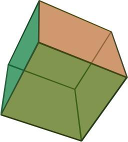 Hexaèdre régulier, le cube. Source : http://data.abuledu.org/URI/50c479fc-hexaedre-regulier-le-cube