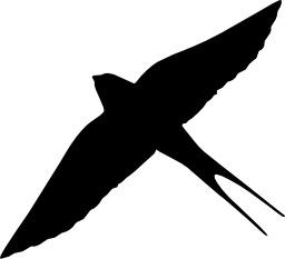 Hirondelle en vol. Source : http://data.abuledu.org/URI/5049bc60-hirondelle-en-vol