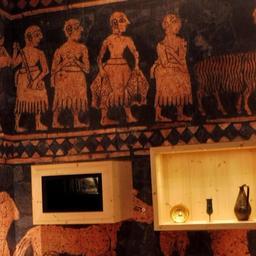 Histoire de la vigne à la Cité du Vin. Source : http://data.abuledu.org/URI/59f2c819-histoire-de-la-vigne-a-la-cite-du-vin