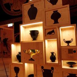 Histoire de la vigne dans l'antiquité à la Cité du Vin. Source : http://data.abuledu.org/URI/59f2c911-histoire-de-la-vigne-dans-l-antiquite-a-la-cite-du-vin
