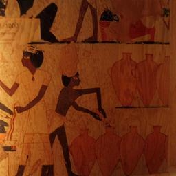 Histoire de la vigne en Égypte à la Cité du Vin. Source : http://data.abuledu.org/URI/59f2c8a2-histoire-de-la-vigne-en-egypte-a-la-cite-du-vin