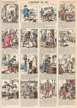 Histoire du sel en seize vignettes. Source : http://data.abuledu.org/URI/546fda35-histoire-du-sel-en-seize-vignettes