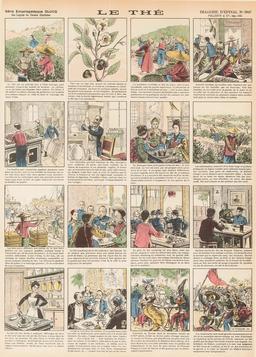 Histoire du thé en seize vignettes. Source : http://data.abuledu.org/URI/546fe86c-histoire-du-the-en-seize-vignettes