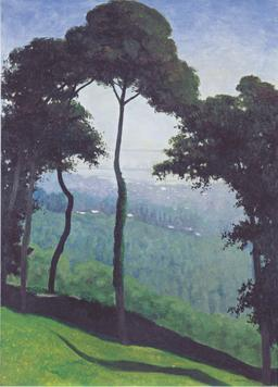 Honfleur un matin d'été en 1905. Source : http://data.abuledu.org/URI/535ed384-honfleur-un-matin-d-ete-en-1905