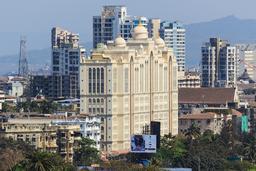 Hôpital Saifee à Mumbai. Source : http://data.abuledu.org/URI/58cef80a-hopital-saifee-a-mumbai