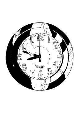 Horloge. Source : http://data.abuledu.org/URI/50269072-horloge
