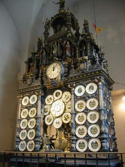 Horloge astronomique de Besançon. Source : http://data.abuledu.org/URI/533bd8ac-horloge-astronomique-de-besancon