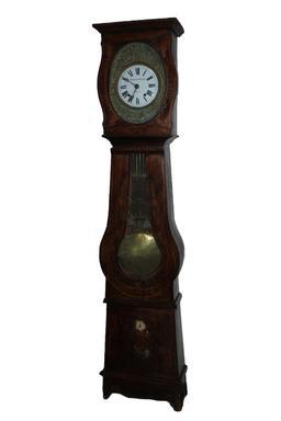 Horloge comtoise. Source : http://data.abuledu.org/URI/522e3e9e-horloge-comtoise