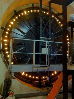 Horloge du campanile de la gare de Limoges. Source : http://data.abuledu.org/URI/54a828cf-horloge-du-campanile-de-la-gare-de-limoges