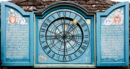 Horloge nychthémère. Source : http://data.abuledu.org/URI/58753c7e-horloge-nychthemere