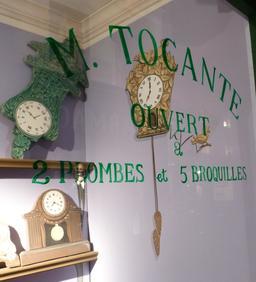 Horlogerie au musée des automates. Source : http://data.abuledu.org/URI/5822196f-horlogerie-au-musee-des-automates