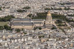 Hôtel des Invalides à Paris. Source : http://data.abuledu.org/URI/56e5c62d-hotel-des-invalides-a-paris