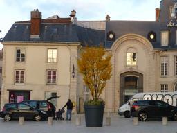 Hôtel des prélats à Nancy. Source : http://data.abuledu.org/URI/581a4506-hotel-des-prelats-a-nancy