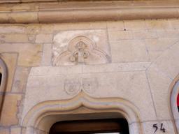 Hôtel dijonnais du XVème siècle. Source : http://data.abuledu.org/URI/592626fb-hotel-dijonnais-du-xveme-siecle