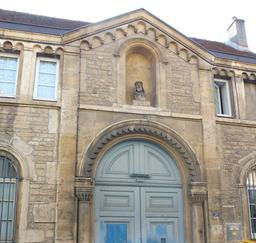 Hôtel particulier rue Condorcet à Dijon. Source : http://data.abuledu.org/URI/59269646-hotel-particulier-rue-condorcet-a-dijon