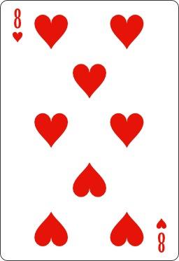 Huit de coeur. Source : http://data.abuledu.org/URI/53b6fd06-huit-de-coeur