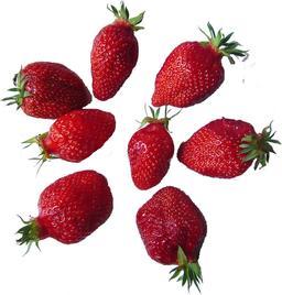 Huit fraises. Source : http://data.abuledu.org/URI/534bb58b-huit-fraises