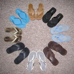Huit paires de nu-pieds en cercle. Source : http://data.abuledu.org/URI/50fc0237-huit-paires-de-nu-pieds-en-cercle