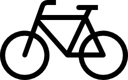Icone de bicyclette. Source : http://data.abuledu.org/URI/50d5a41e-icone-de-bicyclette