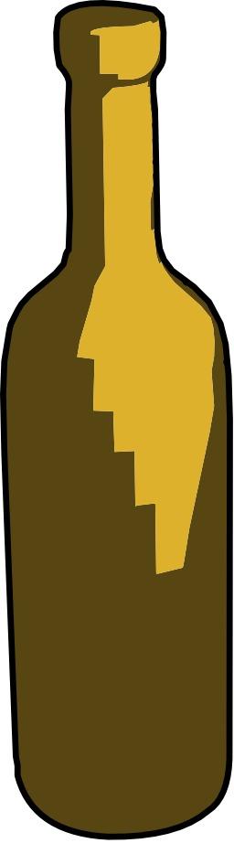 Icone de bouteille. Source : http://data.abuledu.org/URI/50411d98-icone-de-bouteille