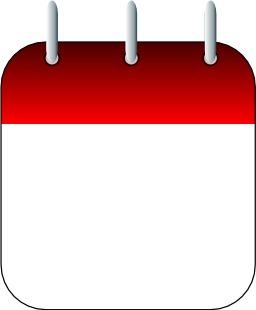 Icone de calendrier. Source : http://data.abuledu.org/URI/50d6fdcf-icone-de-calendrier