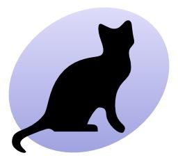Icone de chat. Source : http://data.abuledu.org/URI/5049f351-icone-de-chat