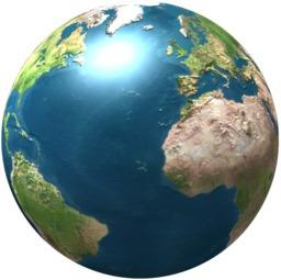 Icone du globe terrestre. Source : http://data.abuledu.org/URI/504747da-icone-du-globe-terrestre