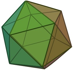 Icosaèdre. Source : http://data.abuledu.org/URI/51844c68-icosaedre