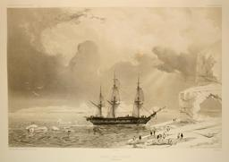 Île Éléphant en 1838. Source : http://data.abuledu.org/URI/59804512-ile-elephant-en-1838