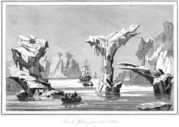 Iles de glace près des pôles. Source : http://data.abuledu.org/URI/52b6c854-iles-de-glace-pres-des-poles
