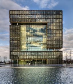 Immeuble de Thyssen-Krupp à Essen en Allemagne. Source : http://data.abuledu.org/URI/54cfc7e6-immeuble-de-thyssen-krupp-a-essen-en-allemagne