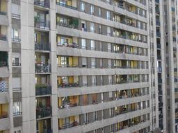 Immeuble en banlieue parisienne. Source : http://data.abuledu.org/URI/51c222fd-immeuble-en-banlieue-parisienne