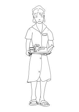 Infirmière. Source : http://data.abuledu.org/URI/50269125-infirmiere