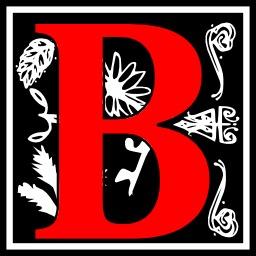 Initiale B. Source : http://data.abuledu.org/URI/50e4d7c0-initiale-b